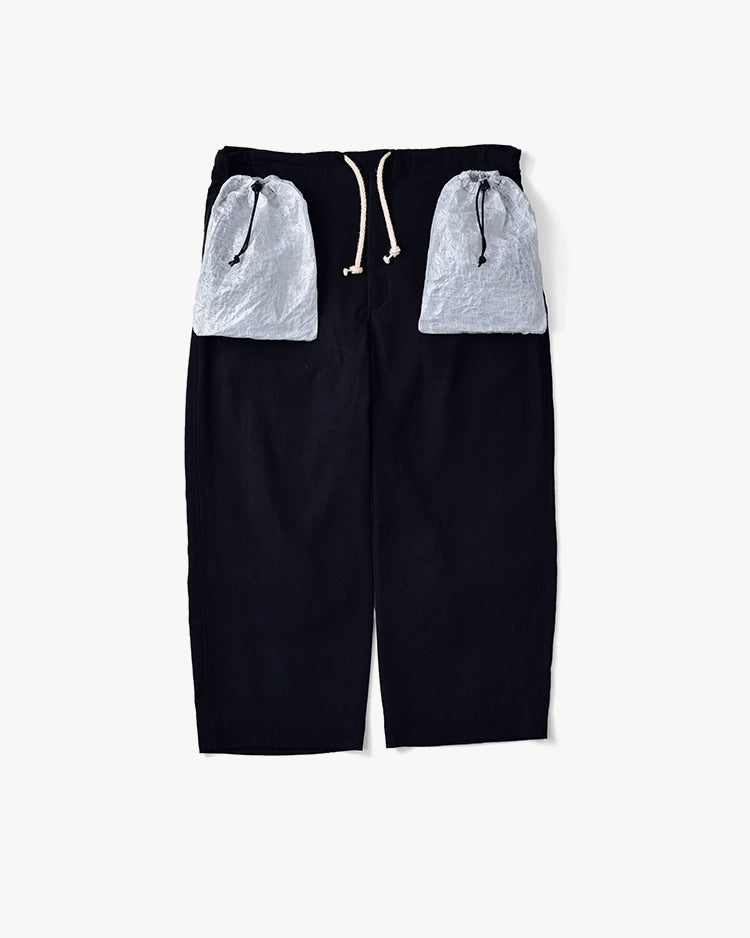 Homeless Pants - Silk×Linen