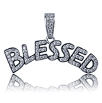 Collier Rap Blessed | Icelab-store