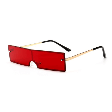 Lunettes de Soleil Rap En forme de Rectangle | Icelab-store