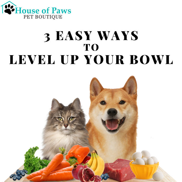 3 Easy Ways to Level Up Your Bowl