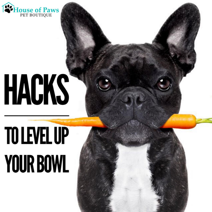3 Hacks to Level Up Your Bowl