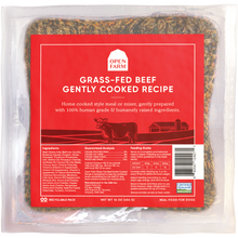 Load image into Gallery viewer, Open Farm Dog Gently Cooked Beef 16oz