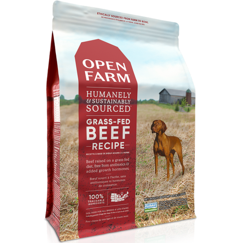 Open Farm Dog Grass-Fed Beef