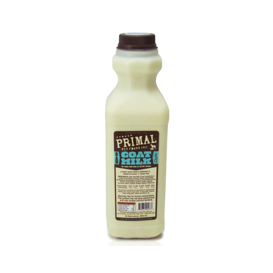Primal Frozen Goats Milk Quart