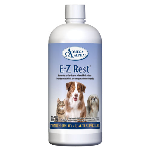 Omega Alpha E-Z Rest 120ml