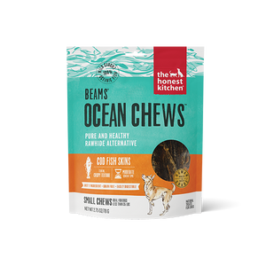 Honest Kitchen Beams Ocean Chews Cod Small 2.75oz