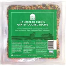 Load image into Gallery viewer, Open Farm Dog Gently Cooked Turkey 16oz