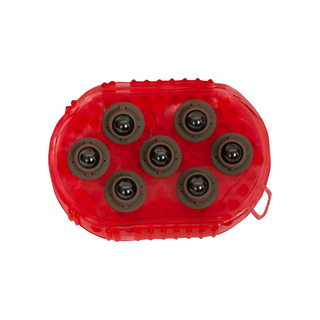 Shedrow K9 Magnetic Jelly Scrubber Red