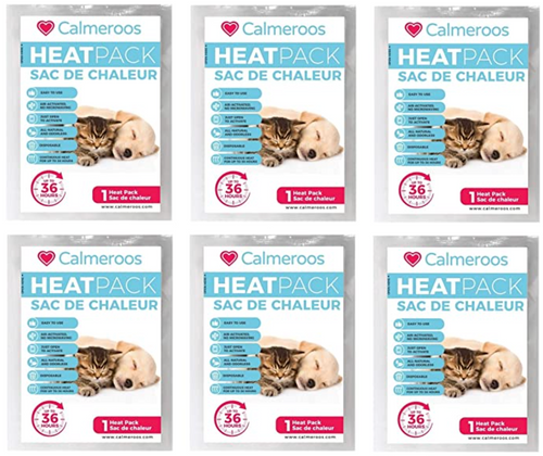 Calmeroos Disposable Heat Pack Replacements