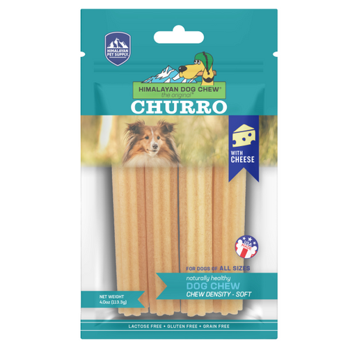 Himalayan Dog Yaky Churro Cheese