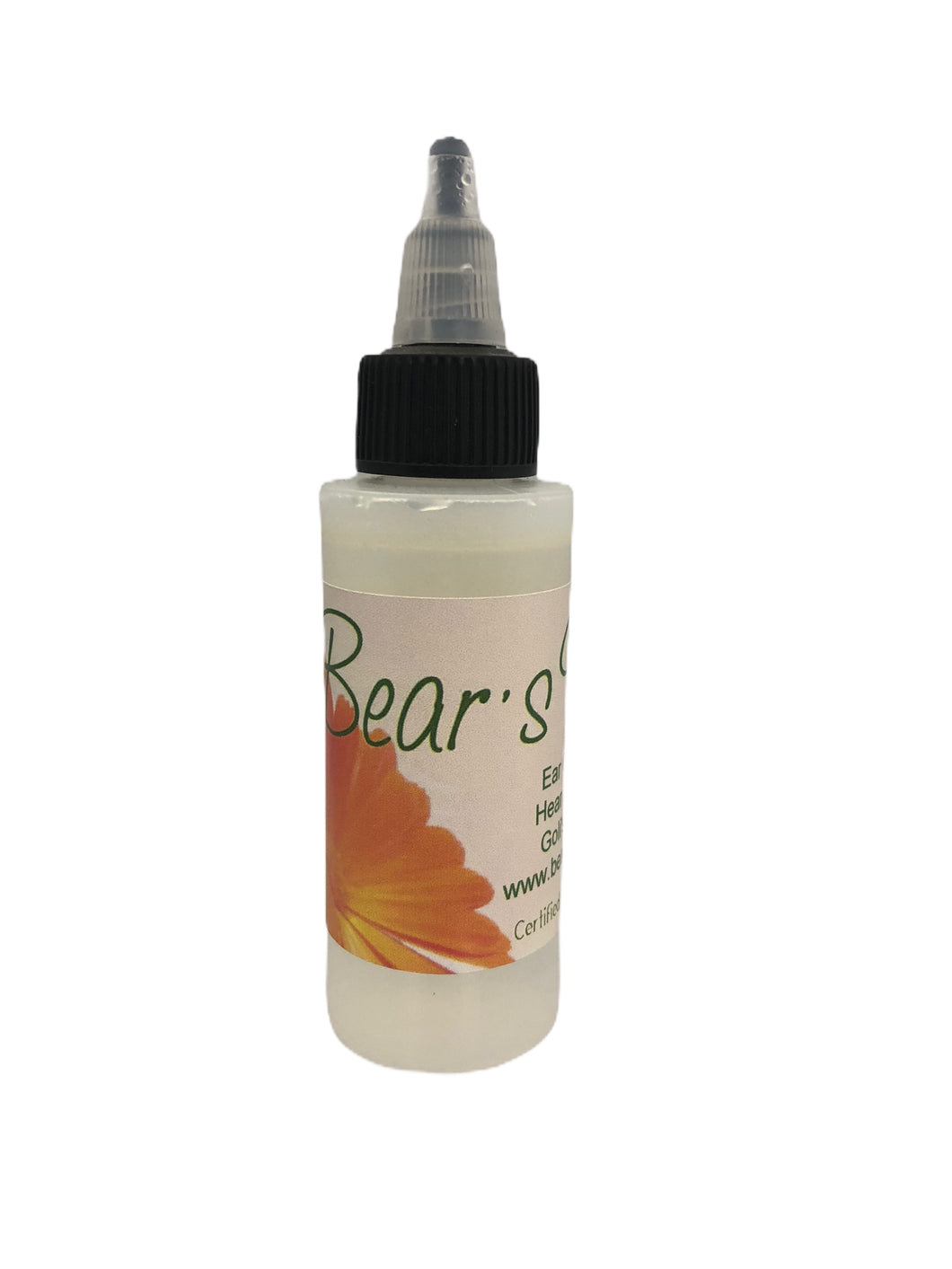 Bear's Pause Hear Me Out - 2oz squeeze bottle - Dog