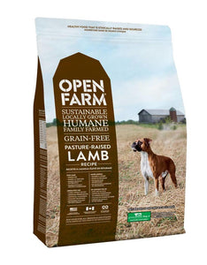 Open Farm Dog Pasture Lamb 4.5lb