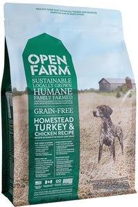 Open Farm Dog Homestead Turkey & Chicken 4.5lb