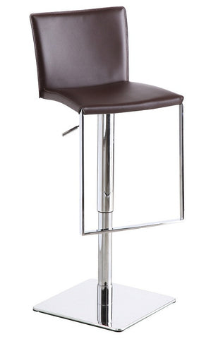 SILLA DE BAR NOTTINGHAM - Marron