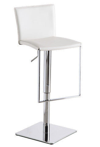 SILLA DE BAR NOTTINGHAM - Blanca