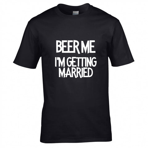 Beer Me I´m Getting Married - Pryl Pressen