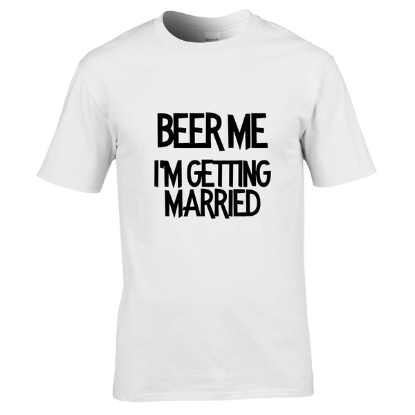 Beer Me I´m Getting Married