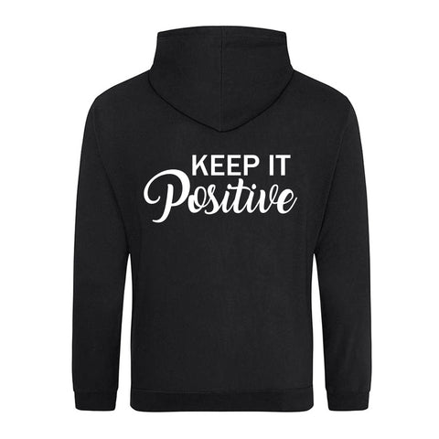 KEEP IT POSITIVE - Pryl Pressen