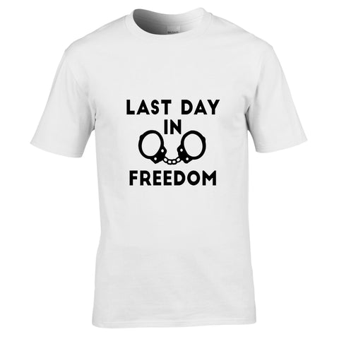 Last Day In Freedom - Pryl Pressen