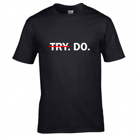 TRY. DO. - Pryl Pressen