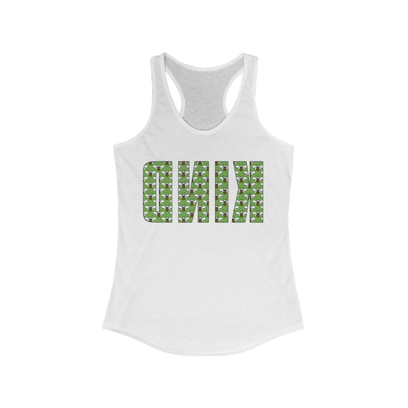 Mirror Image Be Kind yoga tank-Self love-positive affirmation mirror work Racerback Tank