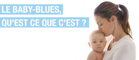 Baby-blues : La déprime post natale