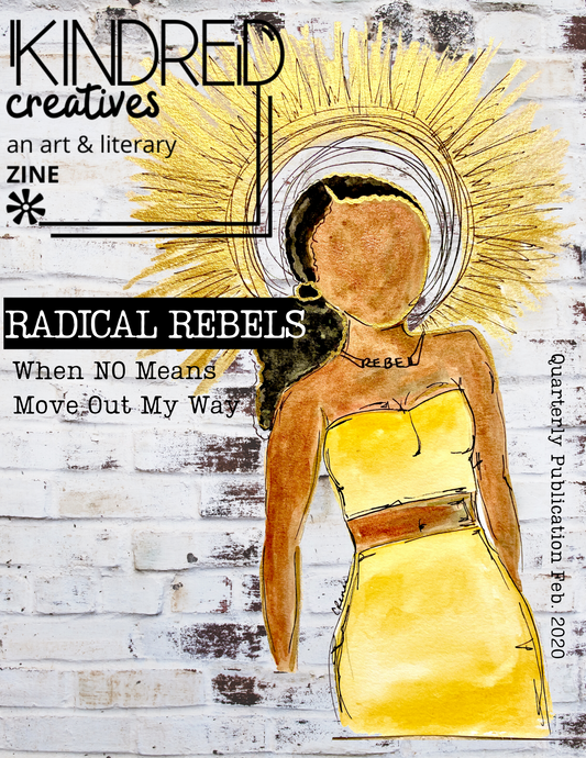 Kindred Creatives Vol 1: Radical Rebels