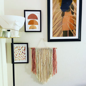 Custom Macrame Wall Art