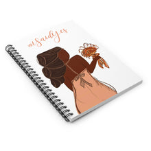 Load image into Gallery viewer, Wedding Vibes Spiral Notebook - Ruled Line