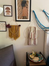 Load image into Gallery viewer, Cream Macrame Wall Hanging