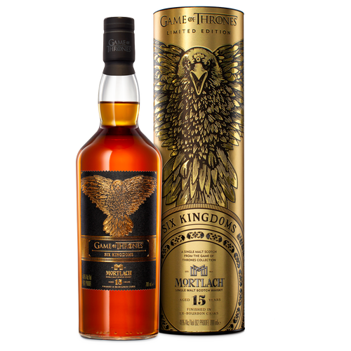 Six Kingdoms Mortlach 15 Year Old