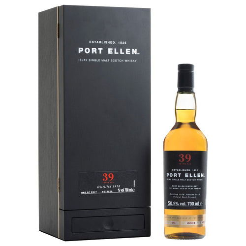 Port Ellen 39 Year Old - 'The Spirit Safe'