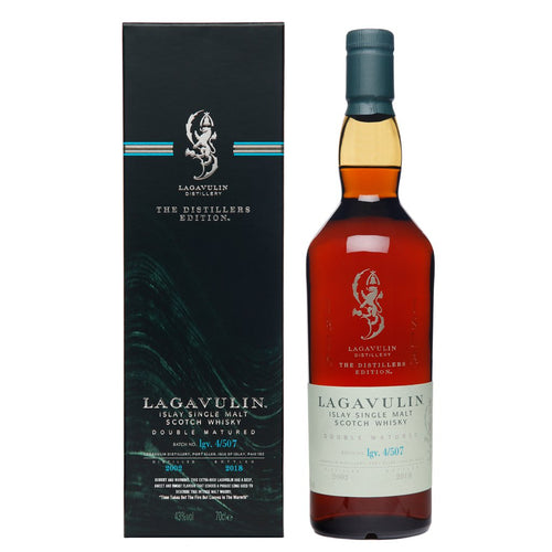 Lagavulin 2002 Distillers Edition