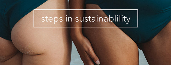 Steps in Sustainability