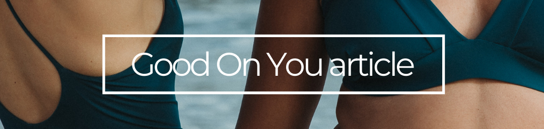 Elle Evans Sustainable Swimwear rates great on Good On You ethical fashion rating site