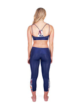 Load image into Gallery viewer, Fraser Sport Bra - Midnight