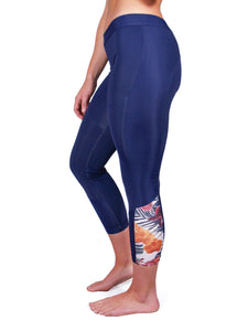 Newcombe 3/4 Legging - Midnight