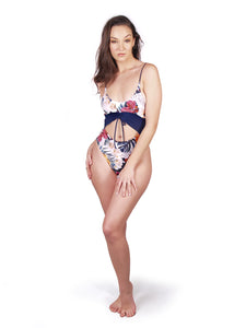 Fairlane Onepiece - Orchid