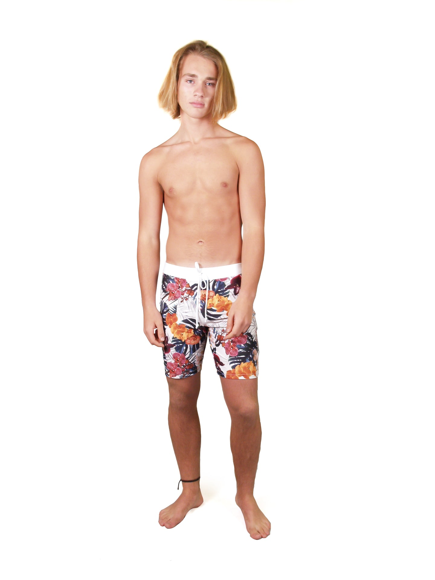 Pinkys Boardshort - Orchid