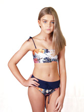 Load image into Gallery viewer, Bells Reversible Bikini Top - Orchid