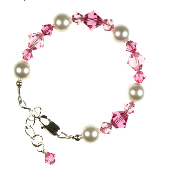 Pink Crystals & Pearls, Infant