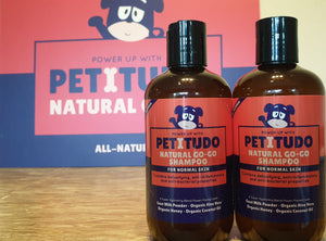 NATURAL GO-GO Pet Shampoo for normal skin (250ml)