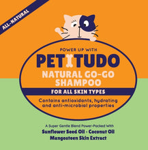Load image into Gallery viewer, PETITUDO NATURAL GO-GO Cat Shampoo (250ml)