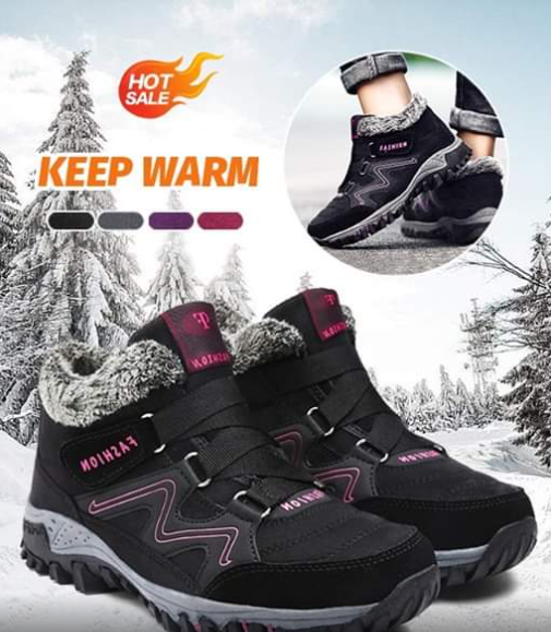 Francia™: Women's Winter Boots Trekking 2020(BUY 2+ FREE SHIPPING)