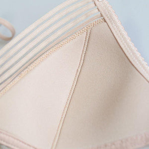 SummerGirl™: Comfy Seamless Low Back Bra