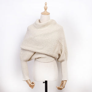 Bella™: Sleeve Wool Scarf