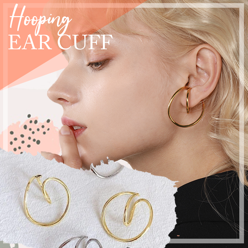 Luna™: Hooping Ear Cuff
