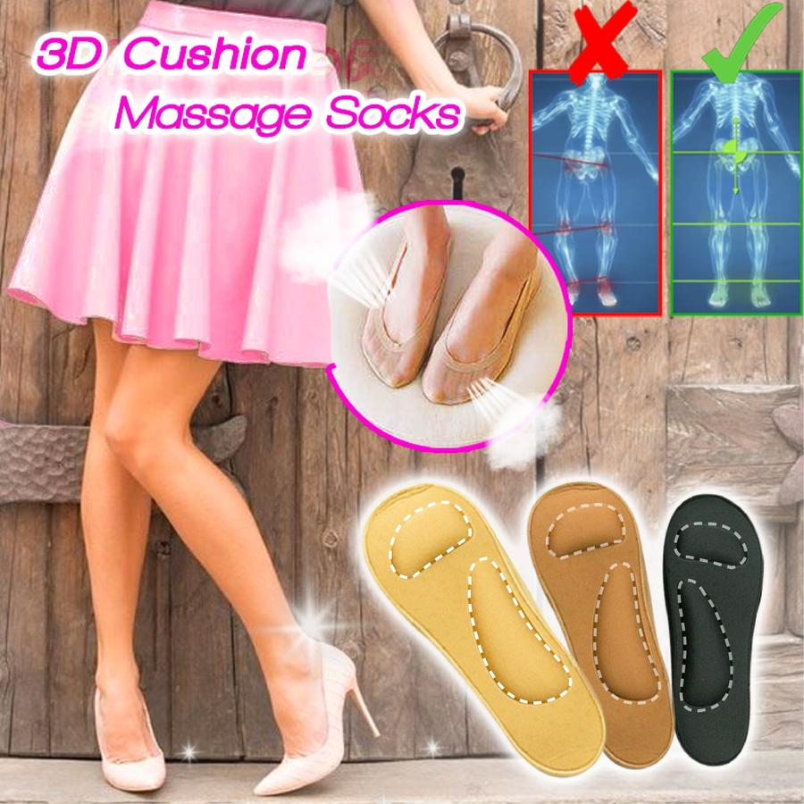 Fondfoot™: 3D Cushion Orthopedic Socks