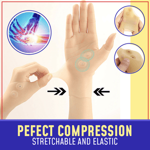 Magnetic Wrist & Thumb Therapy Gloves