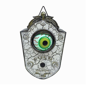 HauntedHouse™: Horror One-Eyed Scary Voice Doorbell